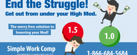 Get out from under your HIGH MOD – How to lower your MOD